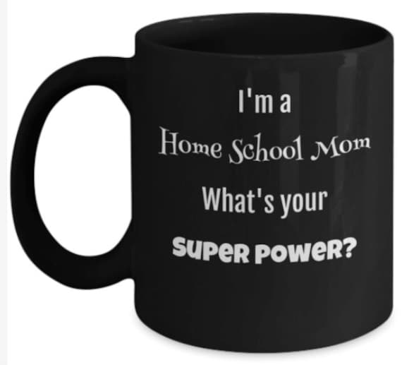 Novelty Kitchen Cup Mothers Day Gift Idea I/'m a MUM What/'s your Super Power Mug