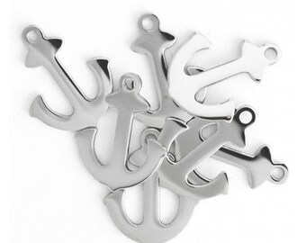Anchor Dangle Charms 12PCS