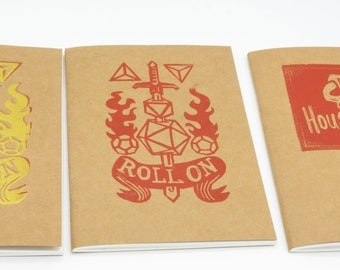 House of Bob Relief Printed Journal