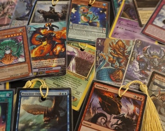 Trading Card Bookmarks