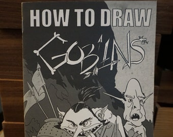 How to Draw Goblins - D&D 5E Zine