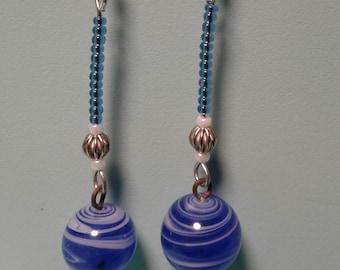 Single Strand Earrings