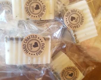 Whole bud Shea butter lavender soap