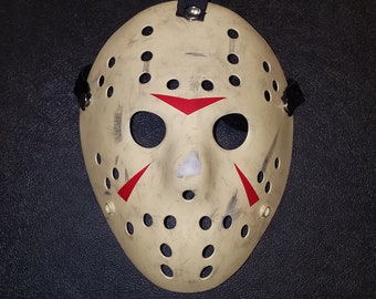 Friday the 13th Part 3 Jason Hockey Mask