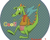 Sticker Dragon