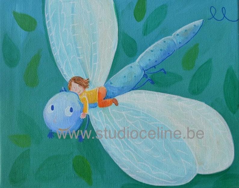 Merry Flight Libelle image 0