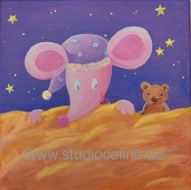 Good Morning mouse and bear image 0