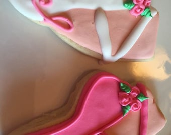 Dance Sugar Cookies