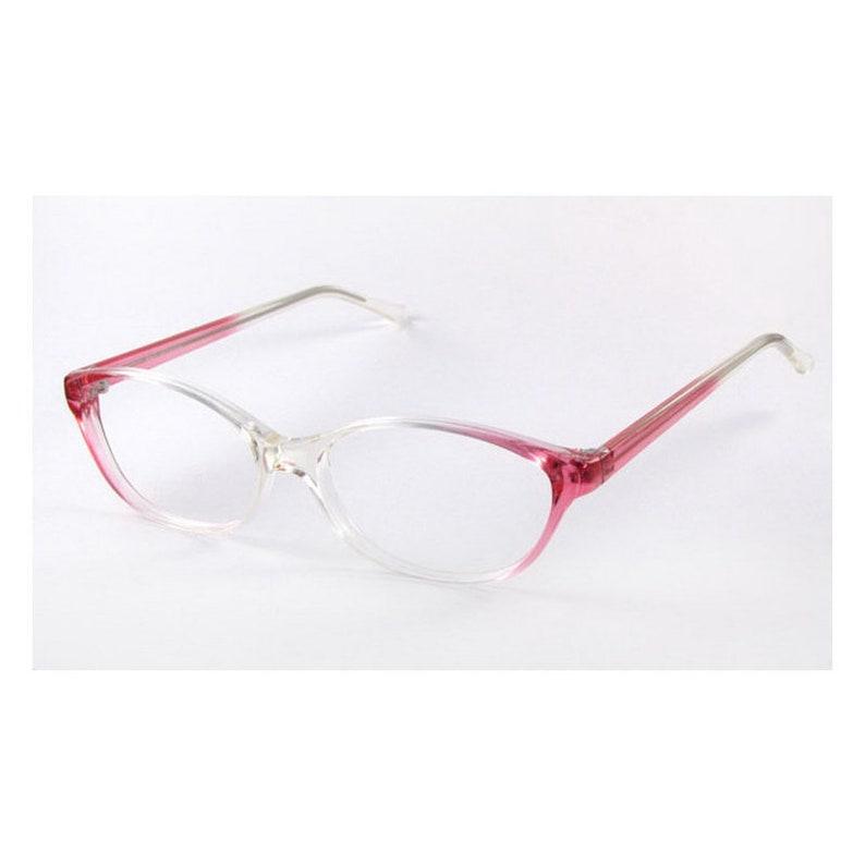 58c7b095fbf Rose lunettes lunettes de lecture lunettes rectangulaires
