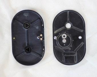 Krasnogorsk 1 / 2  16mm Cassette Krasnogorsk Camera CASSETTE 16mm spool for KRASNOGORSK Analog Movie Camera Parts
