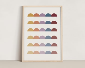Sunset Skies Print