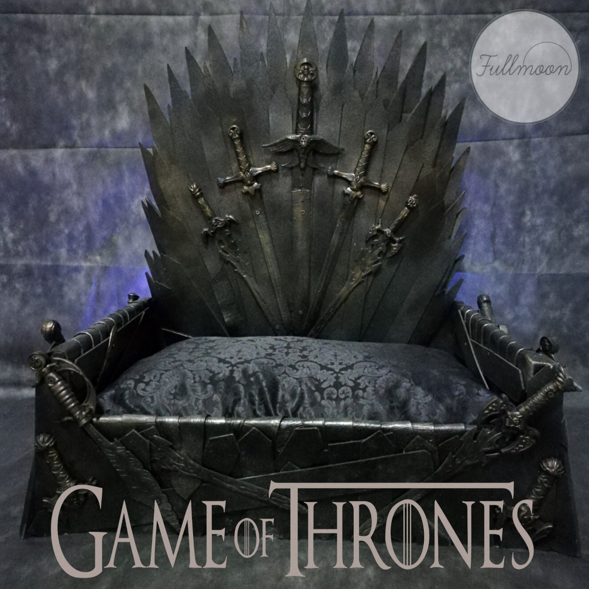 Fine Themed Bed Game Of Thrones Creativecarmelina Interior Chair Design Creativecarmelinacom