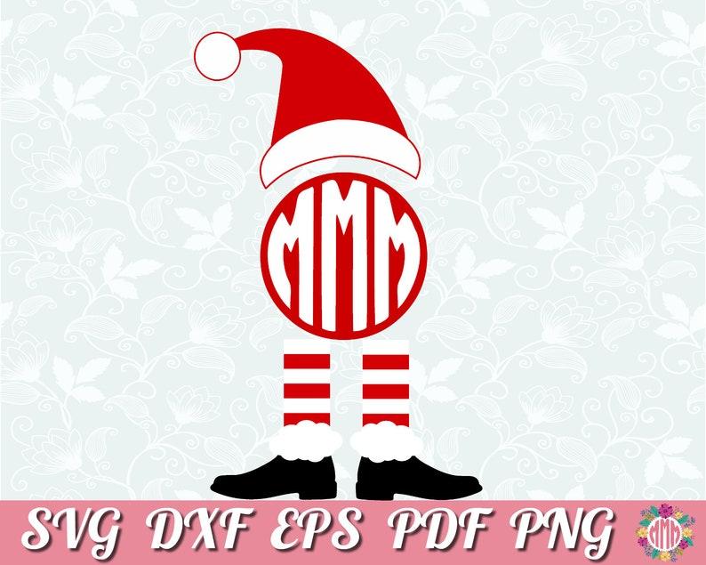 ba2458ba7fb99 Santa Legs Svg Christmas Cut File Santa Legs Frame Christmas