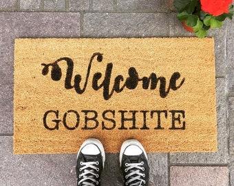Gobshite | Etsy