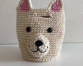 Crochet Bag/Purse - Momo