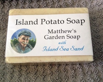 Matthew's Garden Soap