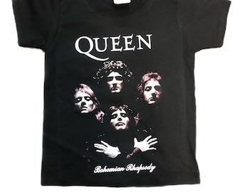 34d6e2a3b40d03 Kids Queen T-shirt