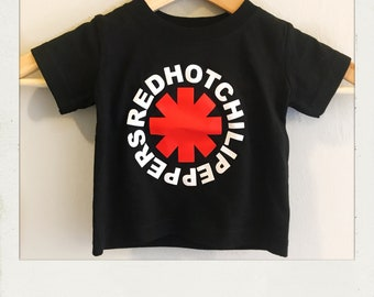 Red Hot Chili Peppers t shirt baby / kids