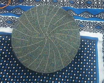 Maasai table mats