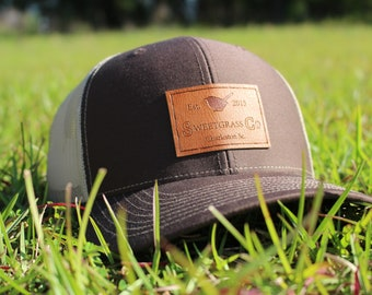 Sweetgrass Co. brown SnapBack