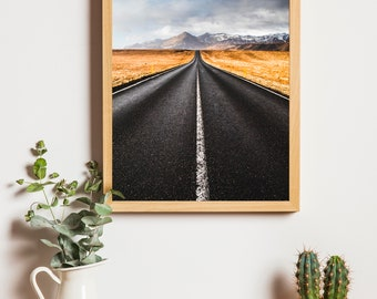 Iceland Road Photography