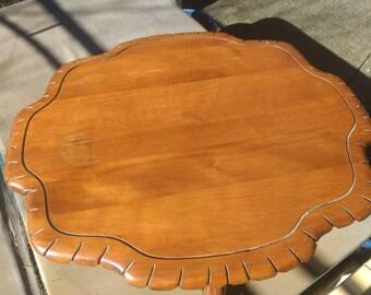 Unique 1930s Side Table
