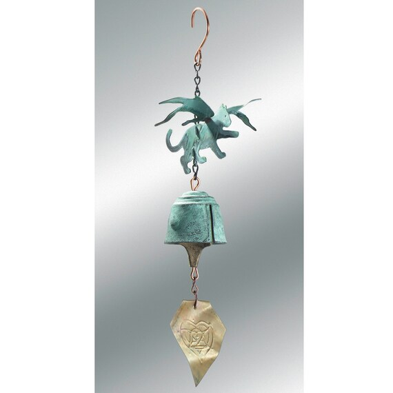 Harmony Hollow Remembrance Bronze Wind Bell