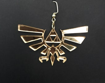 Legend of Zelda Wingcrest Earrings