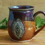 yoni goddess mug