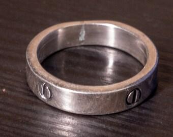 Fake Cartier Love Ring Etsy
