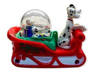 101 Dalmatians McDonald/'s 101 dalmatians snow globe and flip cars Cruella de Vil