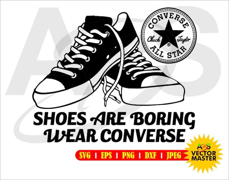 161b79df16310b Wear Converse converse logo svg png eps dxf jpeg iron