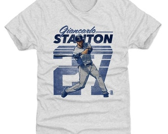 Giancarlo Stanton Shirt | New York Y Baseball | Men's Premium T Shirt | Giancarlo Stanton Retro B