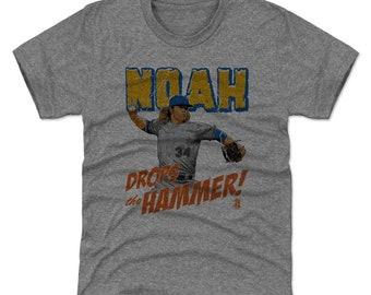 Noah Syndergaard Youth Shirt | New York M Baseball | Kids T Shirt | Noah Syndergaard Comic O