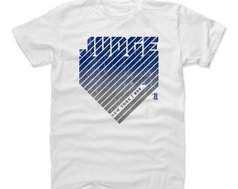 Aaron Judge Shirt | New York Y Baseball | Men's Cotton T Shirt | Aaron Judge Home B