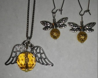 Golden Snitch Set
