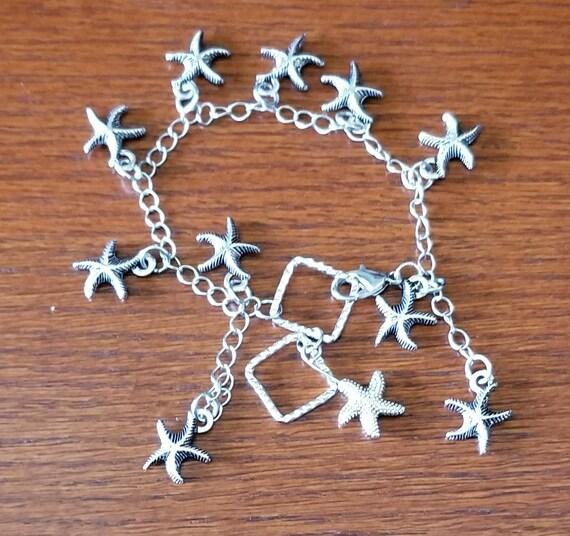 B05 Silvery Starfish