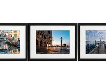 n.3 Prints - Italy - VENEZIA - Tris 2