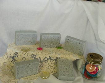 Eucalyptus/Lemongrass oil, Goats Milk base, Handcrafted soap, Homemade soap, Handmade soap, 100% Natural, Gifts, Shower gifts