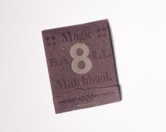 Magic 8-Ball Matchbook
