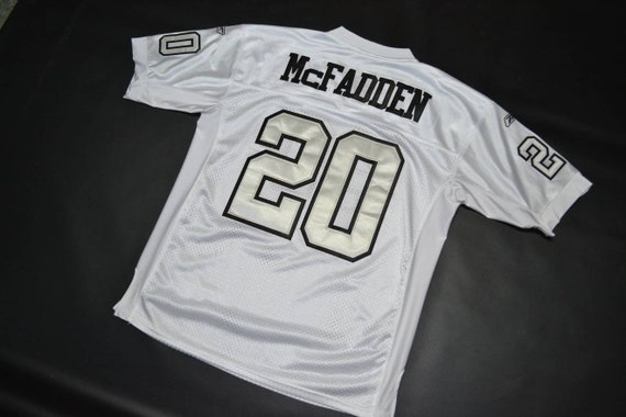 29b91c510 Raiders Darren McFadden 20 NFL Jersey size 48 Football | Etsy