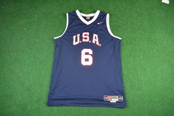 Nike Team USA Basketball Dream Team Olympic Hoodie Hooded