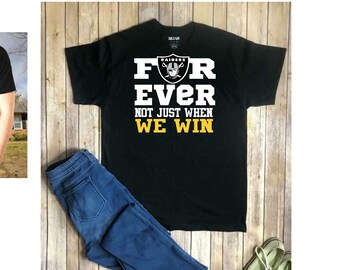 NFL T-Shirt - FOREVER A FAN 255d17348