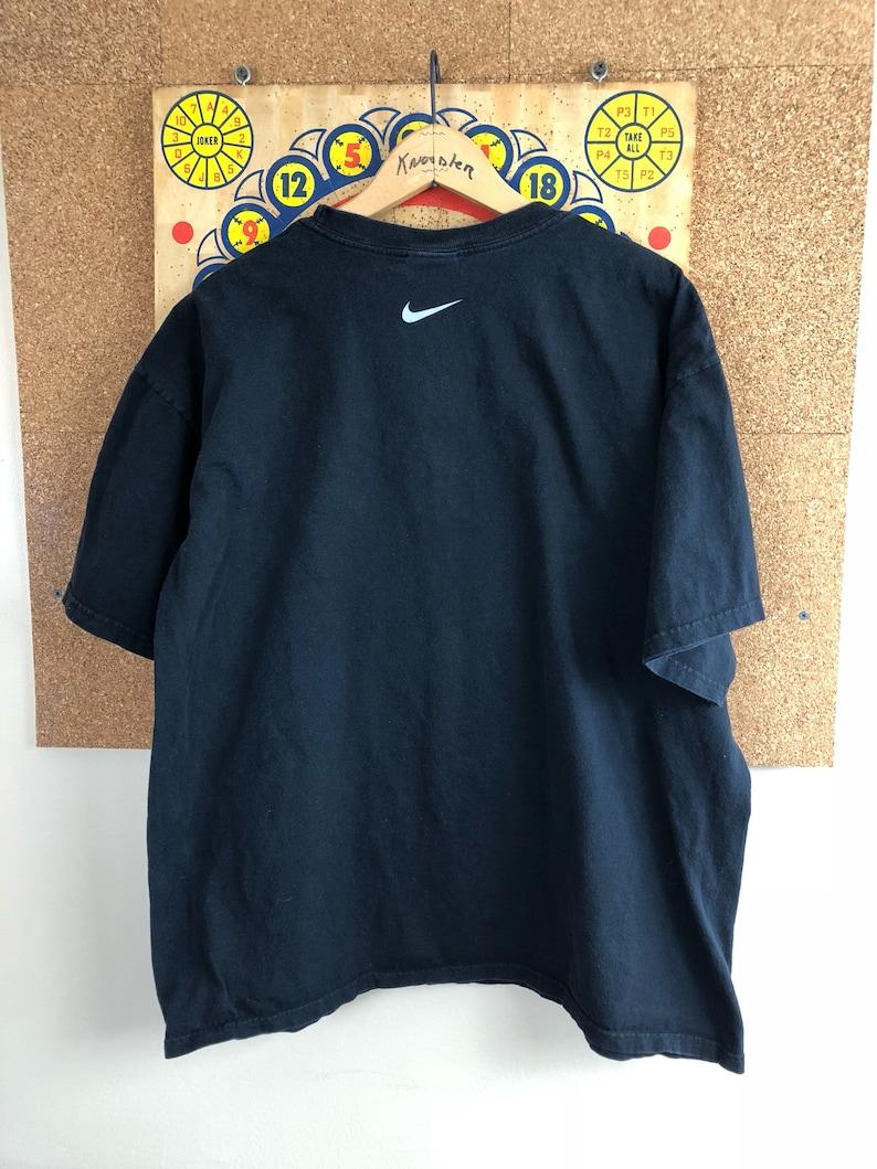 cd278421059a Vintage Nike Air Jordan Flight T-Shirt Mens Size XL Black