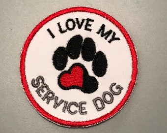 Your Custom Made Duck Cloth Over Air Mesh Service Dog Vest I