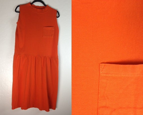 FADS Orange Tennis Sport Dress