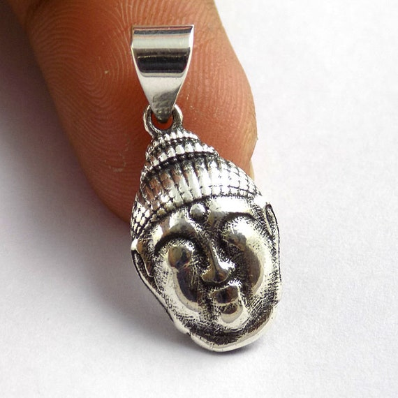 Owl Design Pendant SOP18 1 Pc Lovely Owl Shape Design 925 Sterling Silver Black Oxidize Vintage Pendant,Handmade Silver Necklace Pendant