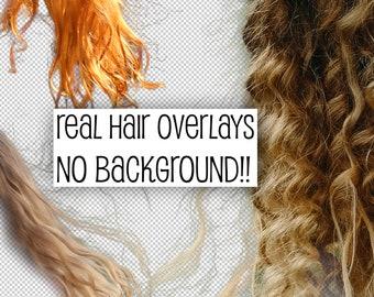 REAL Hair Overlays