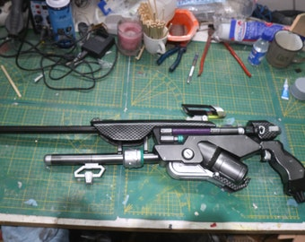 Ana Rifle prop for Cosplay