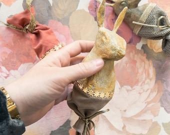 Contenitore gioielli di ispirazione vintage